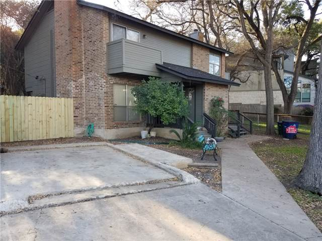 1713 Waterloo Trl B, Austin, TX 78704 (#7112012) :: Papasan Real Estate Team @ Keller Williams Realty