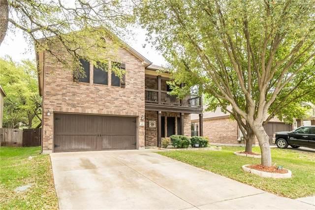 410 Tyree Rd, Cedar Park, TX 78613 (#7115460) :: All City Real Estate