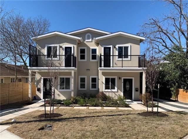 5004 Rowena Ave A, Austin, TX 78751 (#7141169) :: RE/MAX Capital City