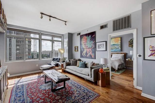 54 Rainey St #1207, Austin, TX 78701 (#7229893) :: Ben Kinney Real Estate Team
