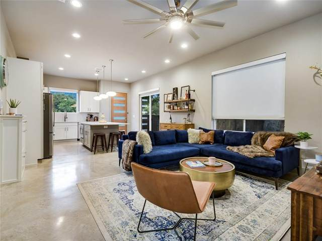 1131 Map St #1, Austin, TX 78721 (#7231069) :: RE/MAX IDEAL REALTY