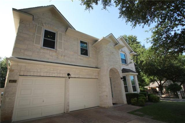 4033 Sable Oaks Dr, Round Rock, TX 78664 (#7238598) :: The ZinaSells Group