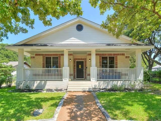 1105 Eason St, Austin, TX 78703 (MLS #7248606) :: Brautigan Realty