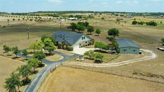 200 Western Hill Dr, Georgetown, TX 78626 (MLS #7263264) :: Brautigan Realty
