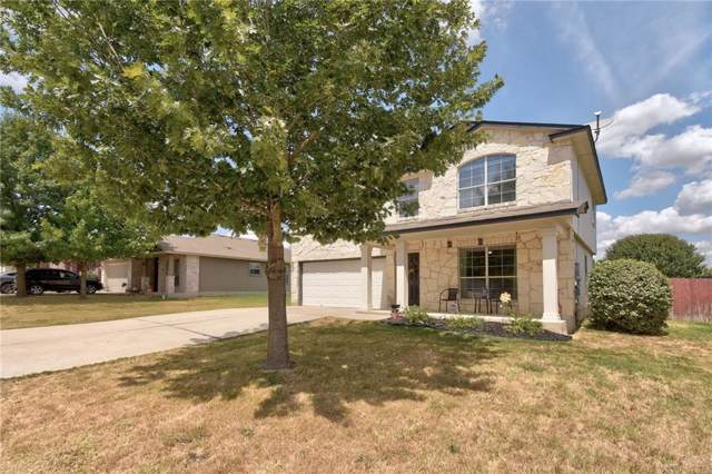 610 Holbrooke St, Hutto, TX 78634 (#7269951) :: The Heyl Group at Keller Williams
