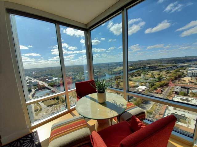300 Bowie St #3504, Austin, TX 78703 (#7328788) :: Lancashire Group at Keller Williams Realty