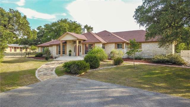 121 Cascade Trl, San Marcos, TX 78666 (#7337611) :: The Perry Henderson Group at Berkshire Hathaway Texas Realty