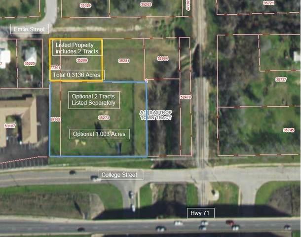 1201 Emile St, Bastrop, TX 78602 (#7356108) :: Zina & Co. Real Estate