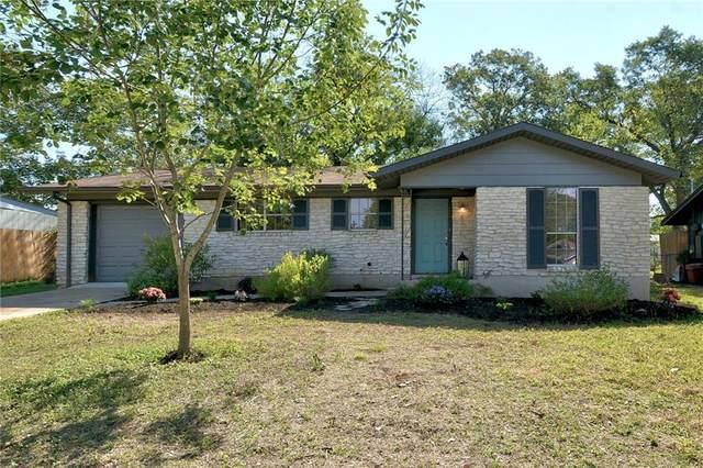 6805 Isabelle Dr, Austin, TX 78752 (#7368866) :: Papasan Real Estate Team @ Keller Williams Realty