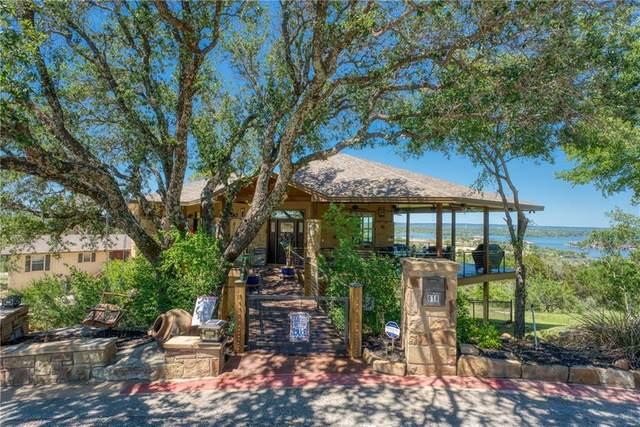 618 Mountain Dr, Horseshoe Bay, TX 78657 (#7397716) :: Papasan Real Estate Team @ Keller Williams Realty
