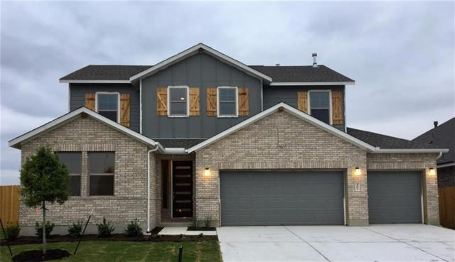 102 Skylark Ln, Hutto, TX 78634 (#7400987) :: The Gregory Group