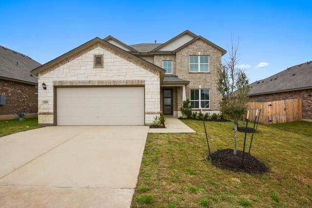 205 Potts St, Georgetown, TX 78628 (#7442023) :: Papasan Real Estate Team @ Keller Williams Realty