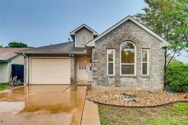 2100 Margalene Way, Austin, TX 78728 (#7462063) :: Green City Realty