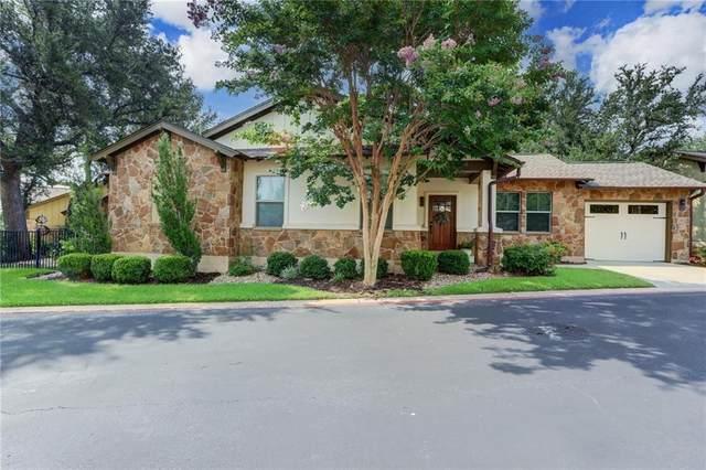14501 Falcon Head Blvd #48, Bee Cave, TX 78738 (#7492050) :: Papasan Real Estate Team @ Keller Williams Realty