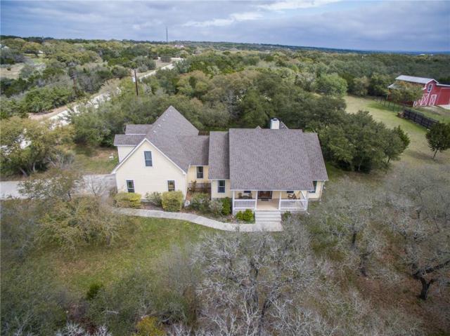967 Falconwood Dr, San Marcos, TX 78666 (#7551396) :: Ana Luxury Homes
