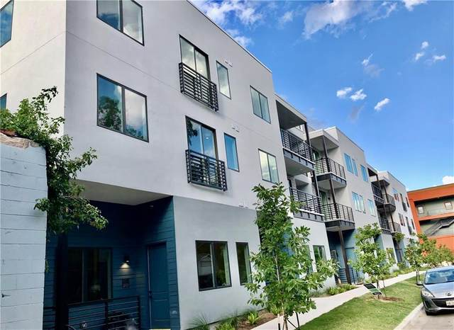 2709 E 5th St #2101, Austin, TX 78702 (MLS #7571855) :: Vista Real Estate