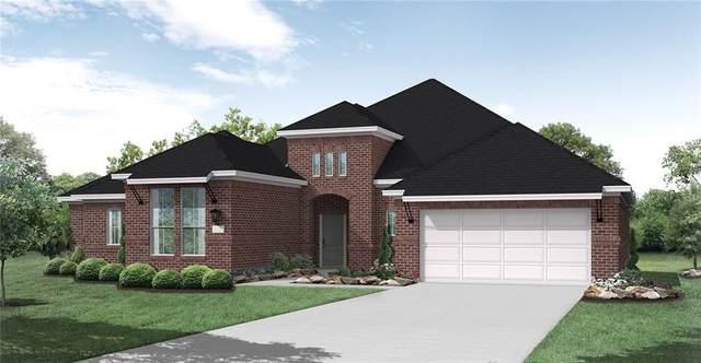 852 Sunset Vista Dr, Georgetown, TX 78628 (MLS #7662391) :: Brautigan Realty