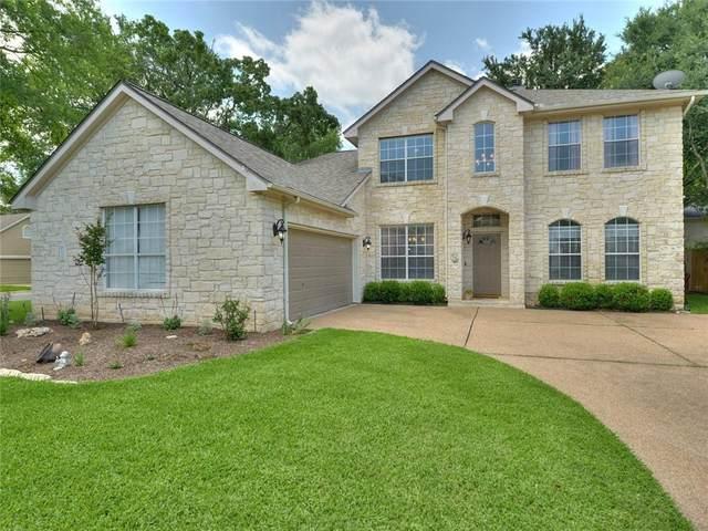 135 Brentwood Dr, Georgetown, TX 78628 (#7677587) :: Papasan Real Estate Team @ Keller Williams Realty