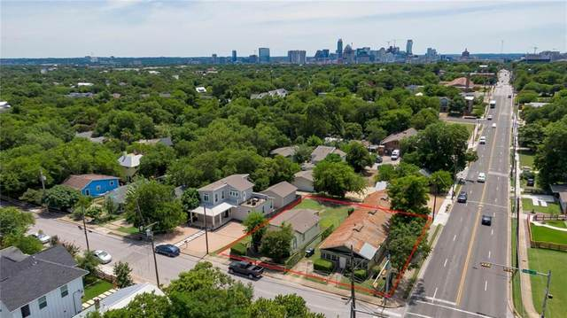 1814 Cedar Ave, Austin, TX 78702 (#7679962) :: Green City Realty