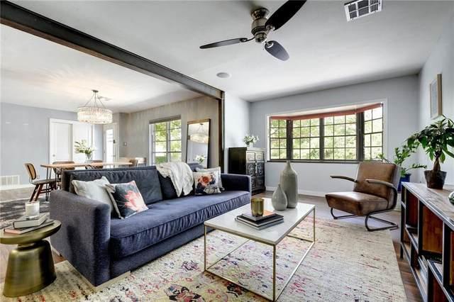 903 Chatsworth Cir, Austin, TX 78704 (#7719170) :: Papasan Real Estate Team @ Keller Williams Realty