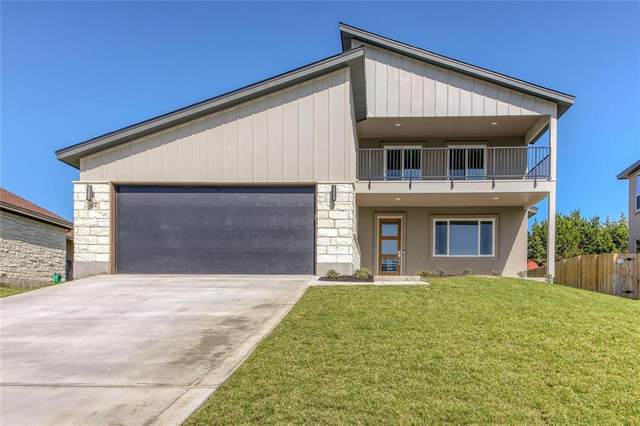304 Buckhorn Dr, Point Venture, TX 78645 (#7738816) :: Front Real Estate Co.