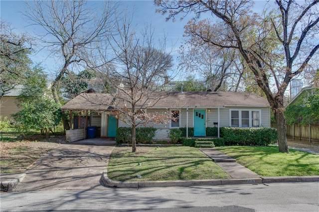 1003 Maufrais St, Austin, TX 78703 (MLS #7813442) :: Brautigan Realty