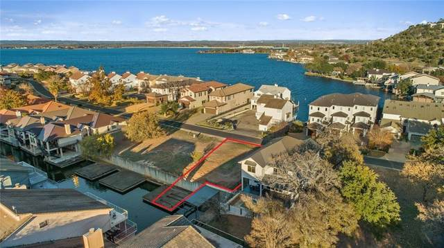 Lot N-1010B N Horseshoe Bay, Horseshoe Bay, TX 78657 (#7890656) :: Green City Realty
