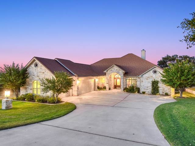 1627 Sapphire, Horseshoe Bay, TX 78657 (#7896643) :: RE/MAX Capital City