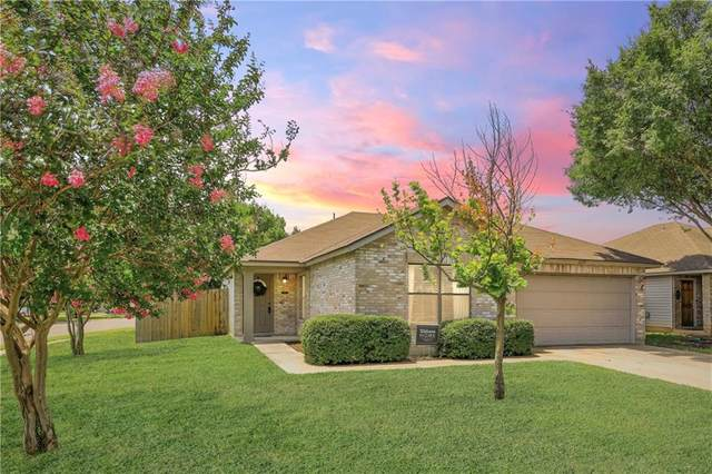 1219 Pike Path, Round Rock, TX 78665 (#7911278) :: The Perry Henderson Group at Berkshire Hathaway Texas Realty
