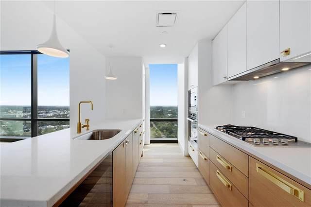 70 Rainey St #2507, Austin, TX 78701 (#7921333) :: Azuri Group | All City Real Estate