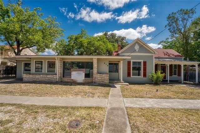 416 E Main St, Fredericksburg, TX 78624 (#7925048) :: Realty Executives - Town & Country