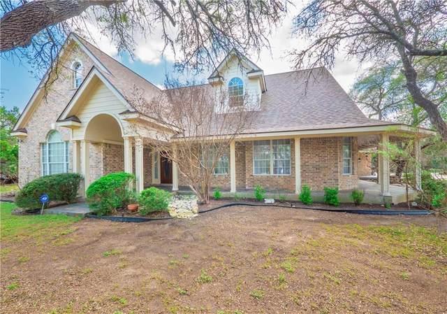 20107 Deer Field Dr, Georgetown, TX 78633 (#7969777) :: Papasan Real Estate Team @ Keller Williams Realty