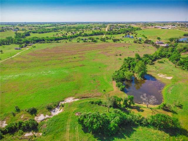 2190 County Road 105, Hutto, TX 78634 (#7977774) :: The Perry Henderson Group at Berkshire Hathaway Texas Realty