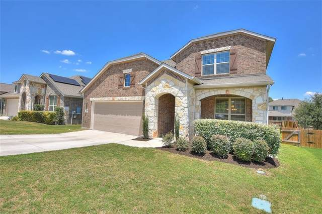 208 Beretta Cir, Georgetown, TX 78628 (#8043099) :: The Heyl Group at Keller Williams