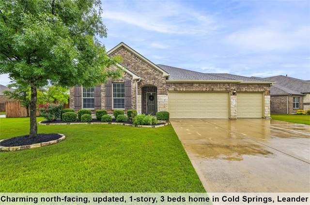 2320 Grand Lake Pkwy, Leander, TX 78641 (MLS #8085720) :: Green Residential
