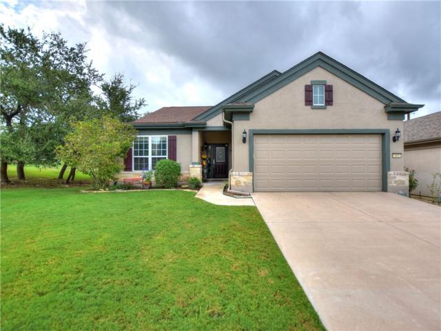 403 Lake Sommerville Trl, Georgetown, TX 78633 (#8101744) :: Ana Luxury Homes