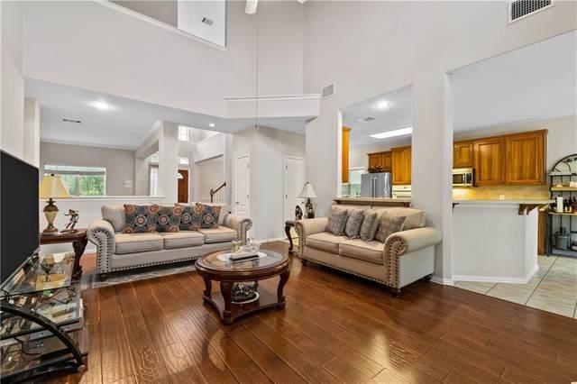 1520 Amberwood Loop, Kyle, TX 78640 (#8131285) :: Papasan Real Estate Team @ Keller Williams Realty