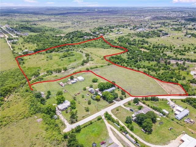 LOT 13 Dickerson Rd, Kyle, TX 78640 (#8165259) :: Resident Realty