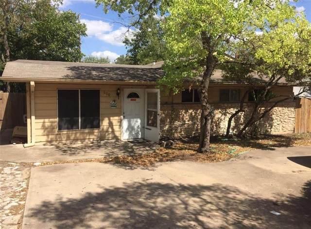 400 Lightsey Rd, Austin, TX 78704 (#8167313) :: Ben Kinney Real Estate Team