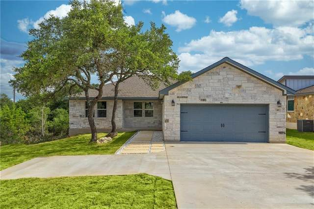45 Champion Cir, Woodcreek, TX 78676 (#8204870) :: R3 Marketing Group