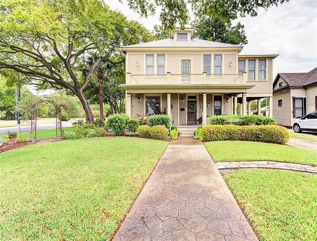 622 W 7th St, Taylor, TX 76574 (#8237707) :: Green City Realty