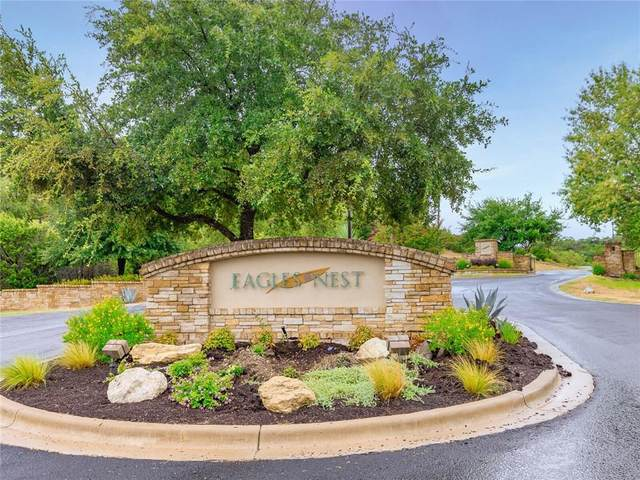 Lot 63 Canyon Vw, Burnet, TX 78611 (#8295430) :: The Perry Henderson Group at Berkshire Hathaway Texas Realty