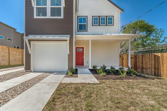 5205 Samuel Huston Ave A, Austin, TX 78721 (#8307988) :: Forte Properties