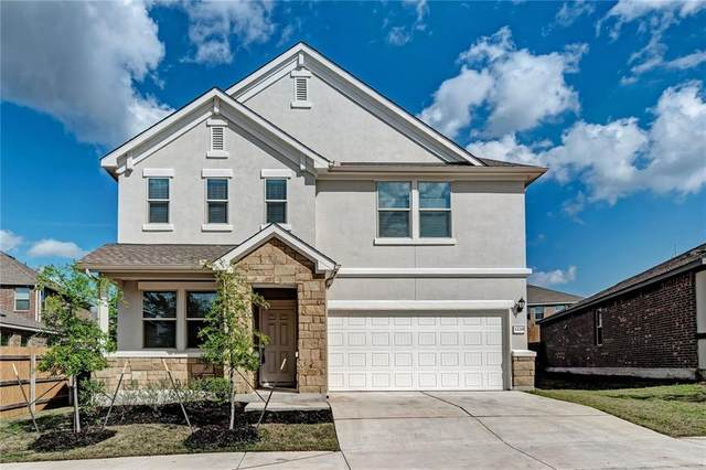 1228 Eagle Ridge Trl, Leander, TX 78641 (#8314260) :: Papasan Real Estate Team @ Keller Williams Realty