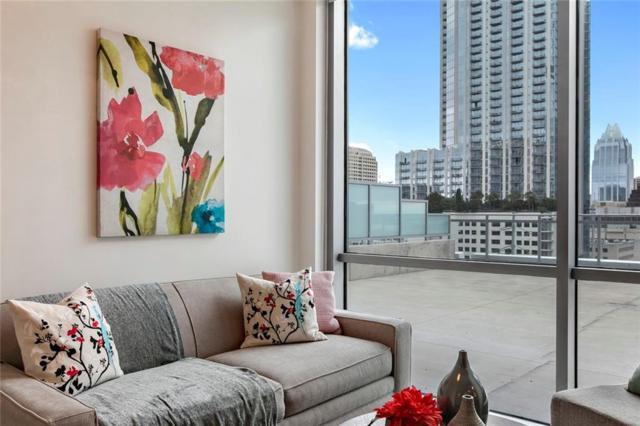 222 West Ave #1001, Austin, TX 78701 (#8352396) :: Ana Luxury Homes