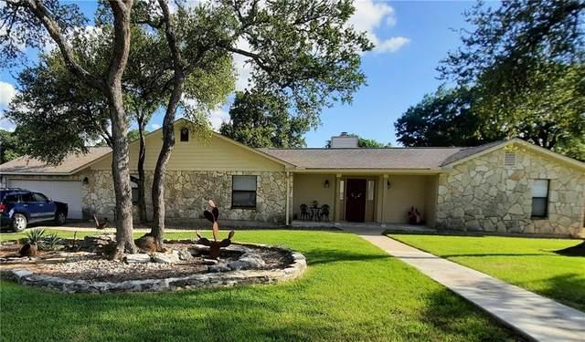 20 Saddle Rock Rdg, Wimberley, TX 78676 (#8383236) :: Papasan Real Estate Team @ Keller Williams Realty