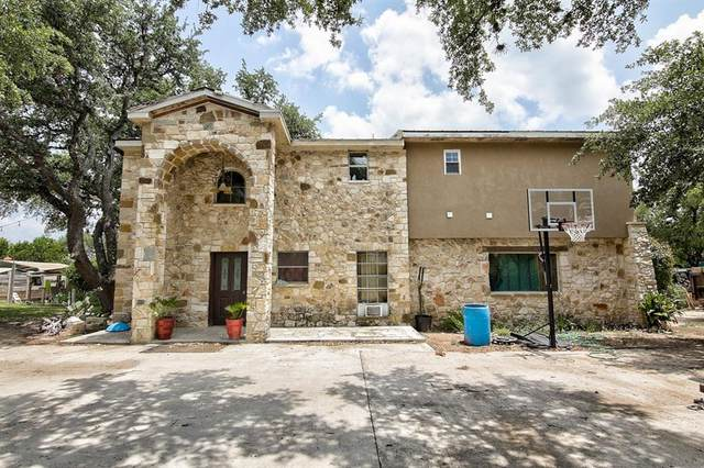 17708 Cherry Ln, Lago Vista, TX 78645 (#8395783) :: RE/MAX Capital City