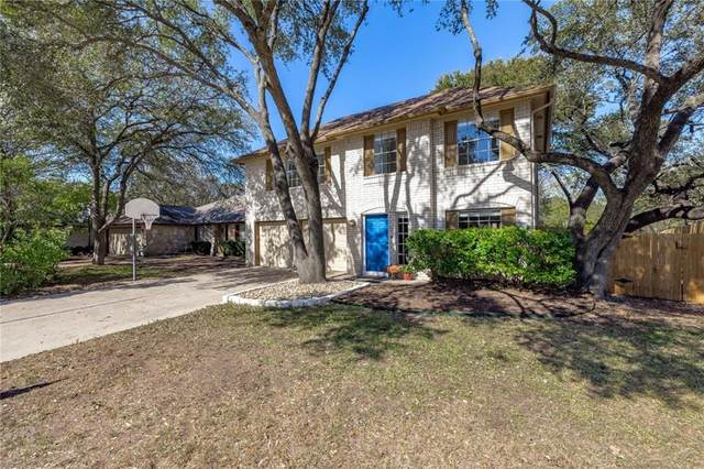 1707 Dayflower Trce, Cedar Park, TX 78613 (#8403272) :: First Texas Brokerage Company
