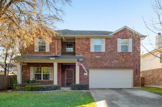 1817 Creek Ledge Pl, Round Rock, TX 78664 (#8415900) :: Papasan Real Estate Team @ Keller Williams Realty