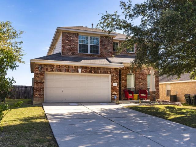 128 Maplewood N, Kyle, TX 78640 (#8472958) :: The Heyl Group at Keller Williams